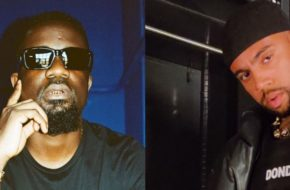 Sarkodie Explains How He Made New Song with Vic Mensa Watch Video NotjustOK