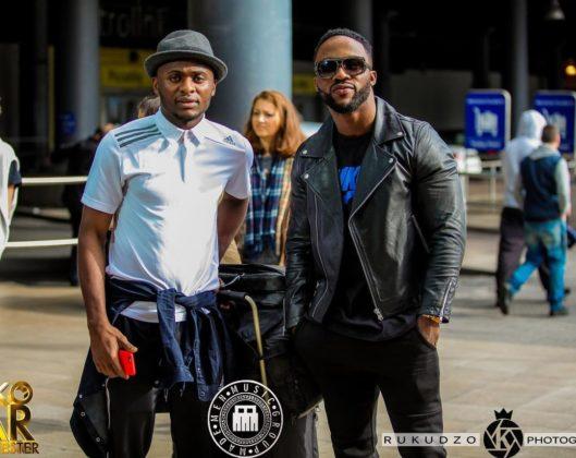 Iyanya and Ubi Franklin Reunite Old MMMG Label NotjustOK