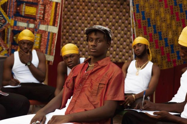 Larruso M.anifest The Truth Video