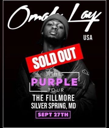 Omah Lay Kicks Off US Tour With A Sold-Out Show At The Fillmore