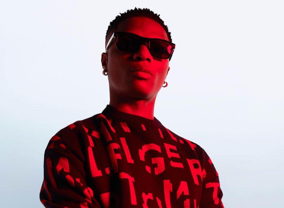 Official Lyrics to Sweet One by Wizkid
