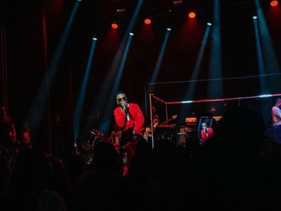 Wizkid Kicks off Much Anticipated Made in Lagos Tour in Boston Watch Videos NotjustOK