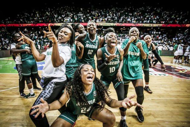 D'Tigress Mali Afrobasket Final