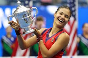 Emma Raducanu, US Open Final