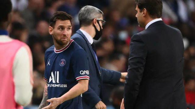 Messi and Pochettino