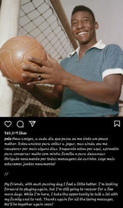 Pele's Health