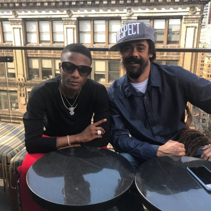 Complete 'Blessed Lyrics' by Wizkid feat. Damian Marley
