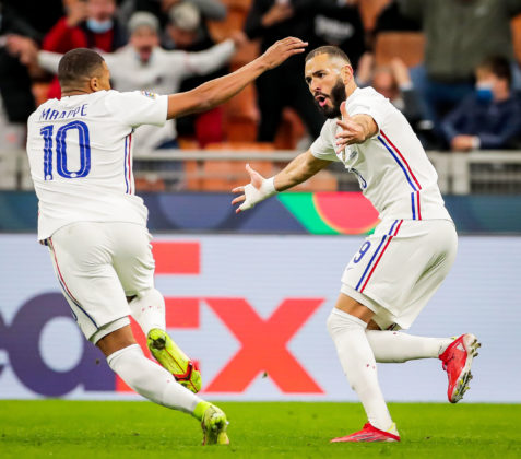 France Beat Spain to Emerge Champions of the UEFA Nations League