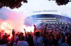 Marseille Fans