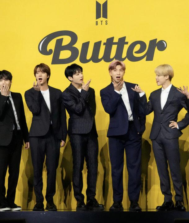 'Butter' Lyrics By BTS | Official Lyrics