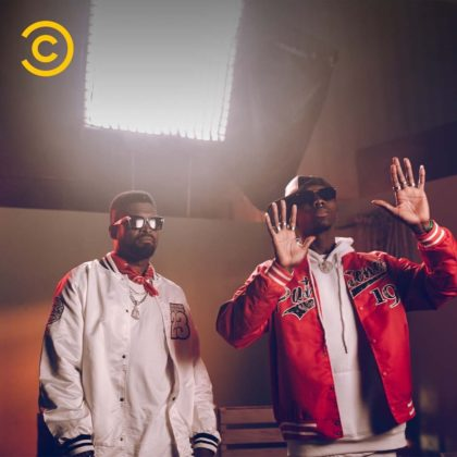 Basketmouth and Blaqbonez Send Message to Trolls With New Video Watch NotjustOK