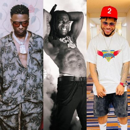Watch Videos from Burna Boy's Hollywood Bowl Performance