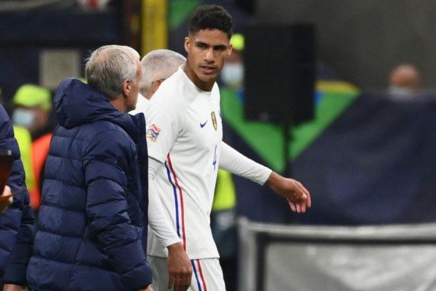 Raphael Varane Suffers Injury in Nations League Final