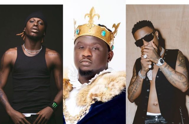 Musicians inspired by Wande Coal