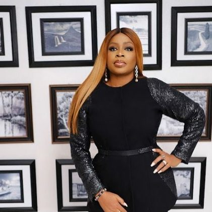 Sinach Awarded with Certificate of Recognition by US Congress in Texas Details NotjustOK