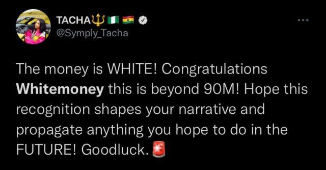 BBNaija Updates: See The Reactions to WhiteMoney Win NotjustOK