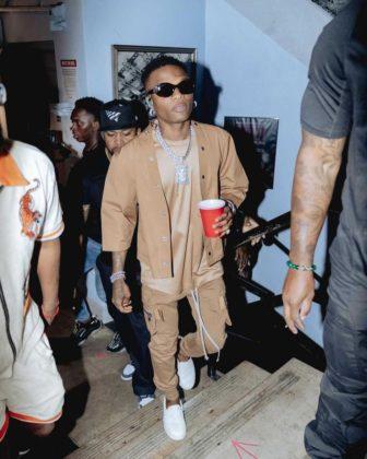 Wizkid's 'Essence' Goes Top of Billboard Adult R&B Airplay Chart